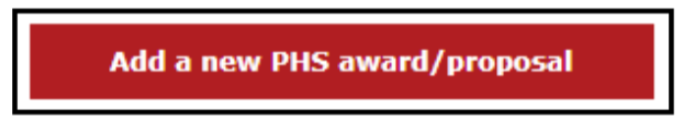 Image of PHS proposal button